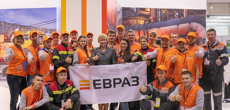 Evraz people